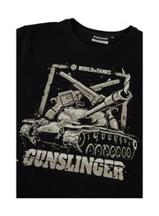 World of Tanks T-shirt Gunslinger