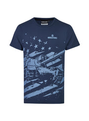 World of Tanks T-shirt US Flag