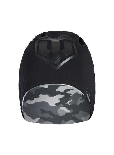 World of Tanks Classic Beanie Snow Camo