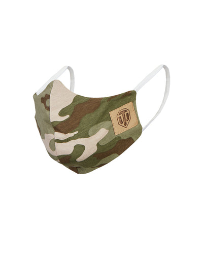 World of Tanks Nose Mouth Cover Camo