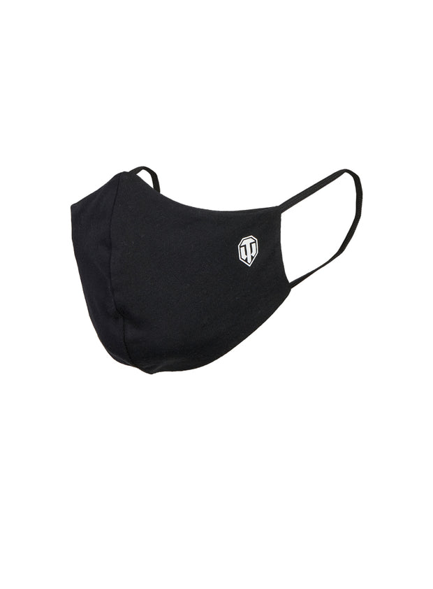 World of Tanks Nose Mouth Cover Black