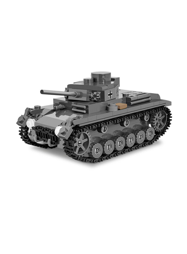 World of Tanks Cobi Block PZ. KPFW. III AUSF.1   1:48