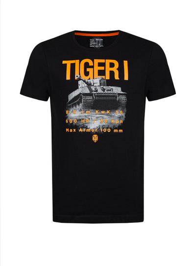 World of Tanks Tiger I Specs T-shirt