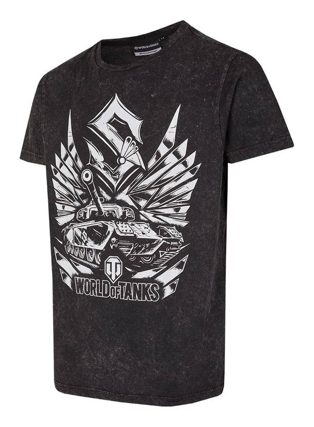 World of Tanks Sabaton T-shirt Stone Washed
