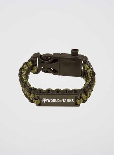 World of Tanks Survival Bracelet