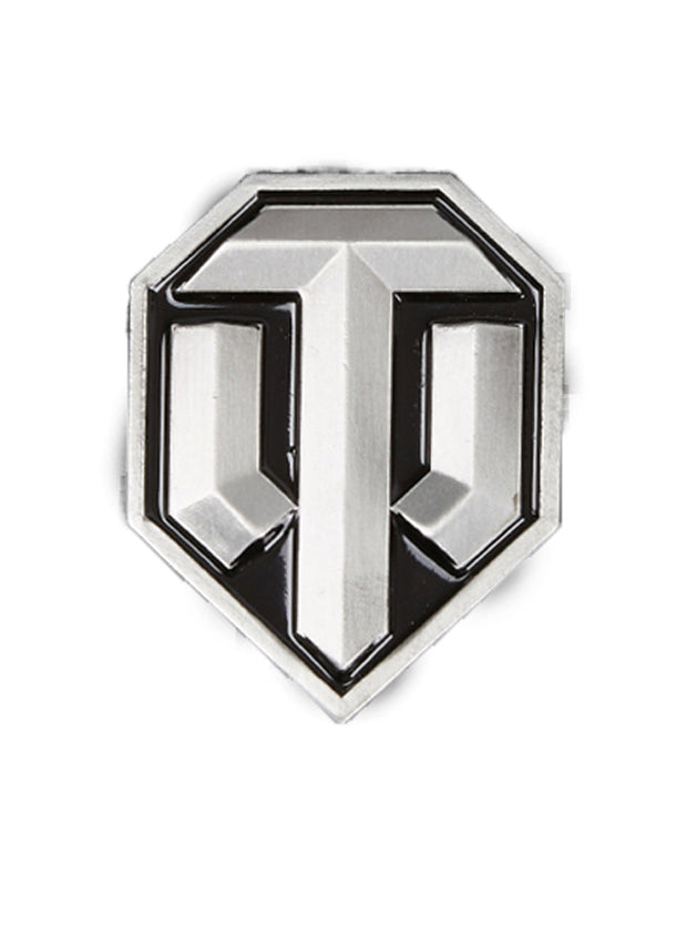 World of Tanks Logo Pin