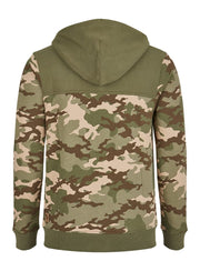 World of Tanks Camo Zip-Up Hoodie