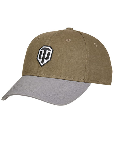 World of Tanks Two Tone Cap