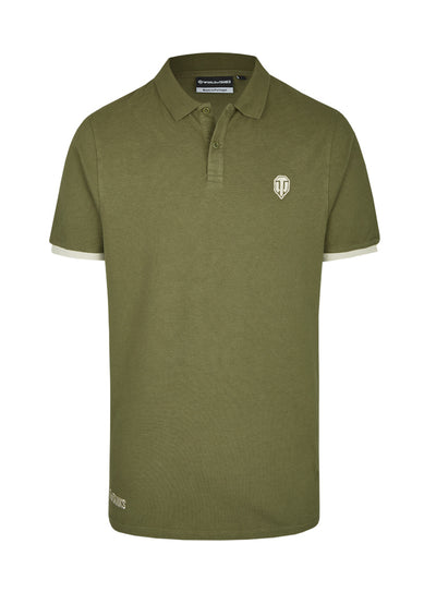 World of Tanks Logo Polo Shirt