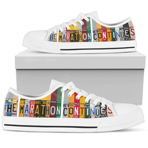 The Marathon - Men's Low Top
