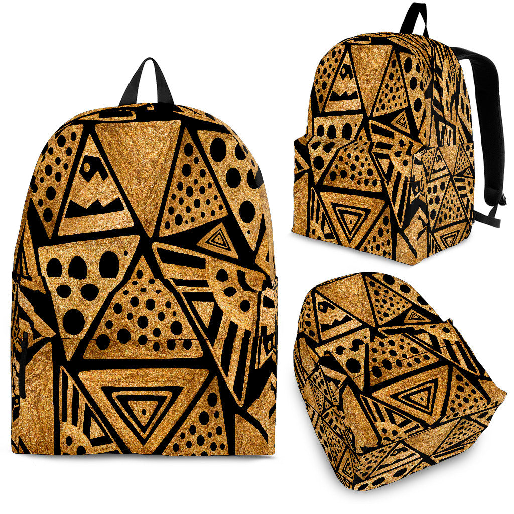 African Design Backpack