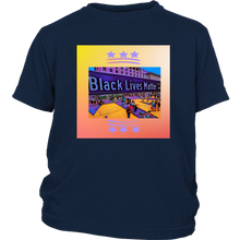 BLM Plaza Kid's Tee (4)
