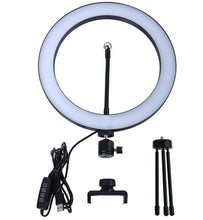 LED Selfie Ring Light With Tripod