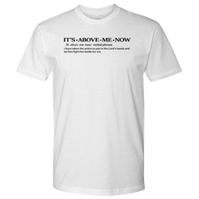 It's Above Me Now - Men's White