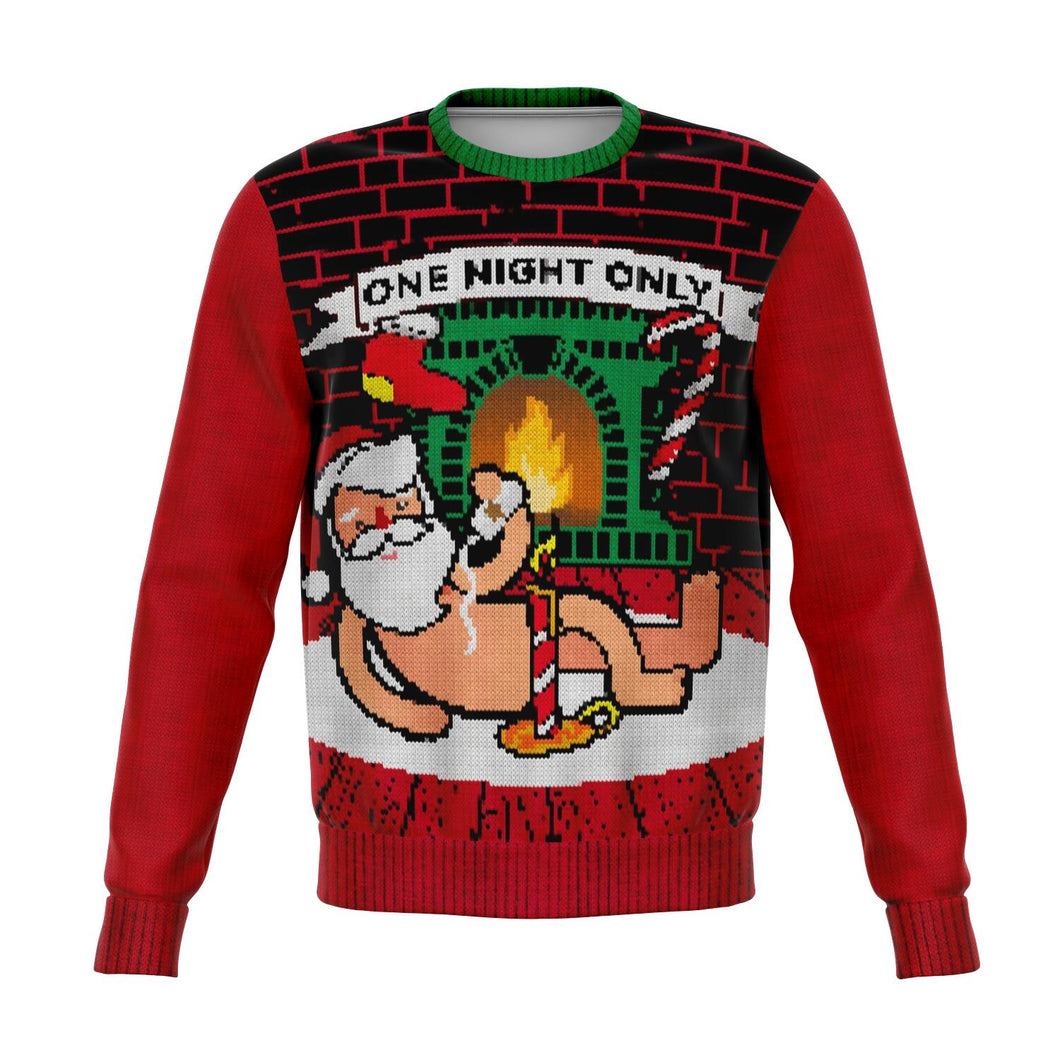 One Night Only Ugly Sweater *** CLEARANCE***