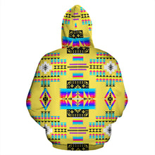 Seven Tribes Canyon River II Sokapi Zip-Up Hoodie