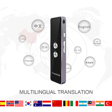 Real Time Voice Multi-Languages Translator - 40 Languages
