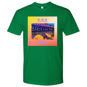 BLM Plaza Men's Tee (4)