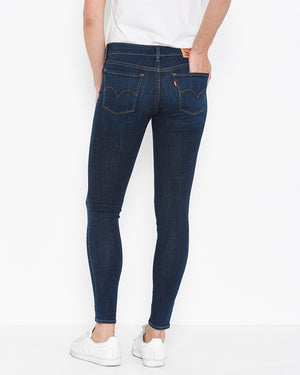 Women's Levis Evolution Jeans- 710 Super Skinny Core