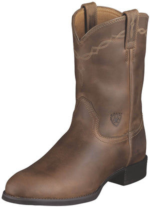 Men's Ariat  Heritage Roper Boots - Diamond K Country