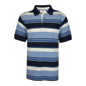 The Men's Thomas Cook Adam Stripe Polo