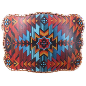 Brigalow Wallet Buckle Aztec