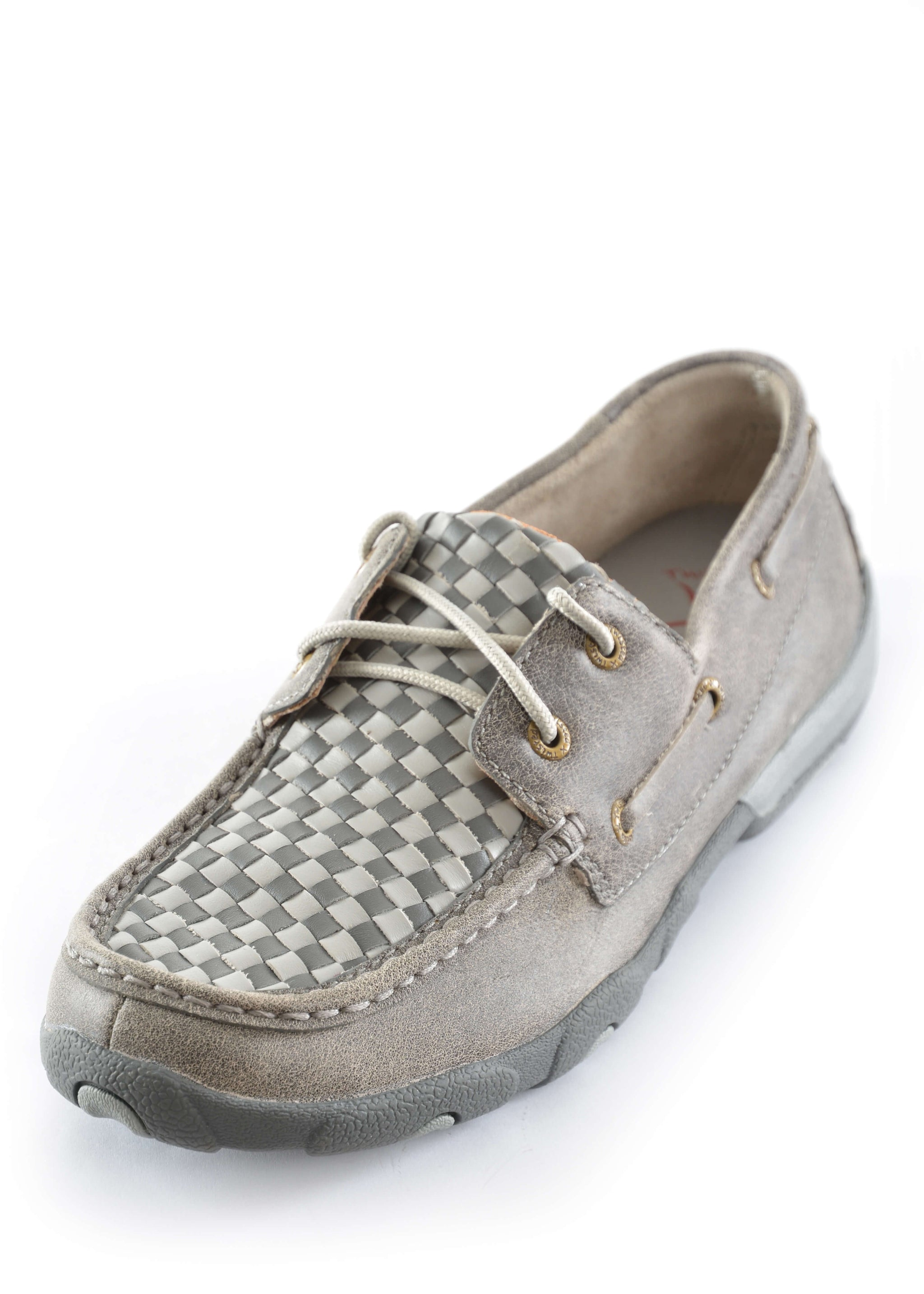 6aeeaacb344 Women's Twisted X Casual Driving Moc Low Lace Up