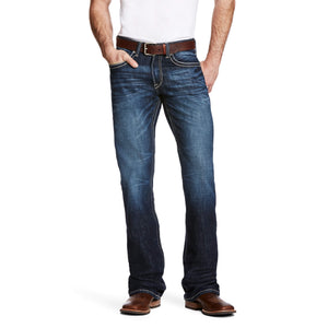 Men's Ariat M5 Wilder Slim Bootcut Jeans