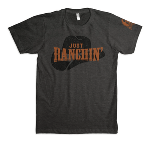 Dale Brisby Wear - Just Ranchin T-shirt