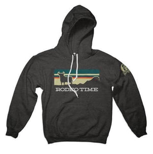 Dale Brisby Wear -Sunset Rodeo Time Hoodie