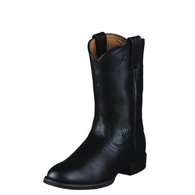 acb40cc3f96 Ariat Heritage Roper Women's Western Boots Black