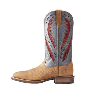 Ariat Quick draw VentTEK Men's Western Boots Aged Tan - Diamond K Country