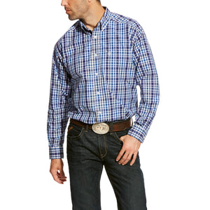 Men's Ariat Abrahms L/S Performance Shirt