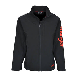 Men's Wrangler Logo SoftShell Jacket