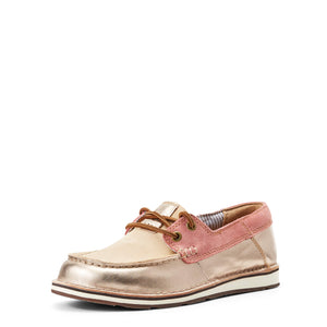 Women's Ariat Cruiser Castaway Rose Gold / Blush 10027158