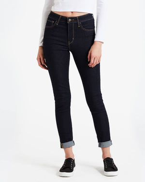 Women's Levis To The Nine Jeans- 721 High Rise Skinny