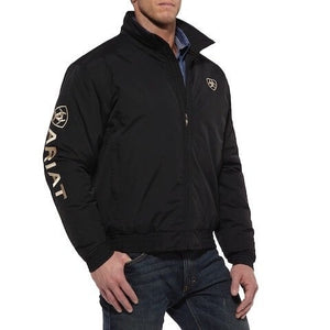 Men's Ariat Team Logo Insulated Jacket