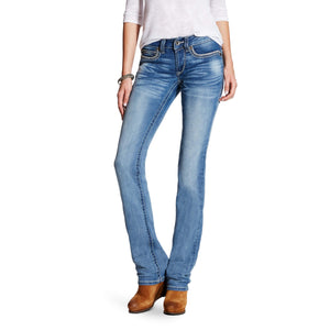 Women's Ariat R.E.A.L. Straight Hanna Jeans Boardwalk