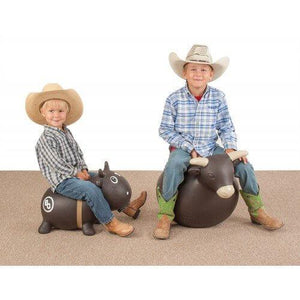 Big Country Toys Bouncy Bull - Diamond K Country