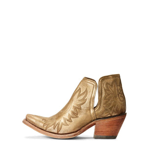 Women's Ariat Dixon Gold Boots