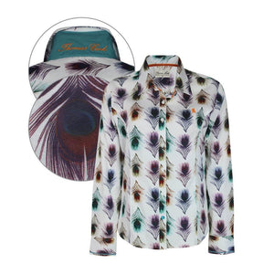 Women's Thomas Cook Serena Print Shirt