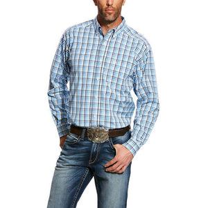Men's Ariat Ealey L/S Performance Shirt