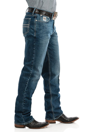 Men's Cinch White Label Jean Performance Denim Leg 34""