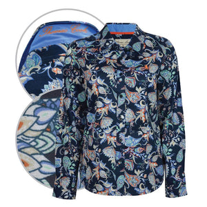 Women's Thomas Cook Olivia Print Shirt