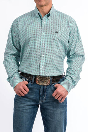 Men's Cinch Clint Shirt MTW1104811