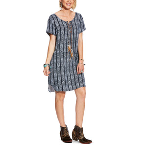 Women's Ariat Nova Arrow Print Dress
