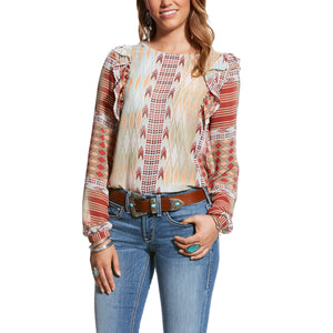 Women's Ariat Annabella Long Sleeve Top