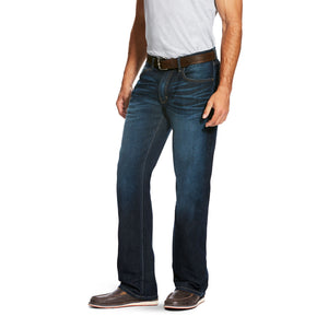 Men's Ariat M5 Legacy Slim Straight Leg Jeans Leg 36""