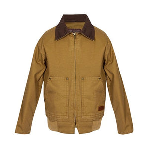 Boy's Just Country Diamantina Jacket - Khaki