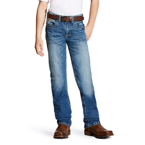 Boy's Ariat B5 Powell Dakota Jeans - Diamond K Country